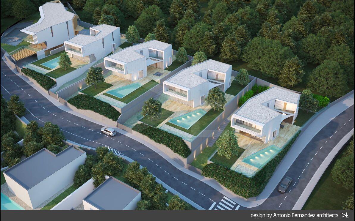luxury houses diamond estates