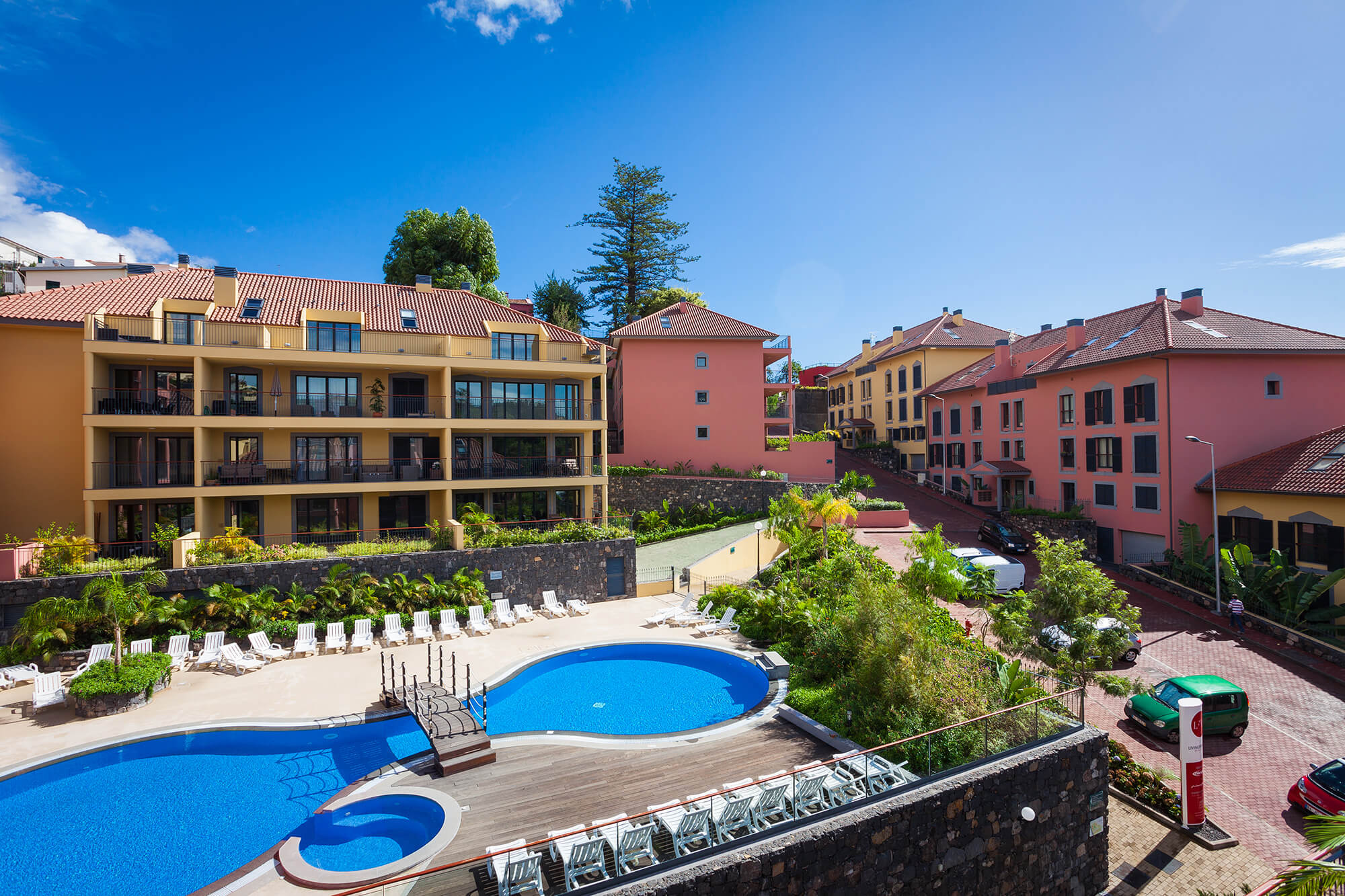 luxury apartments living funchal interpatium