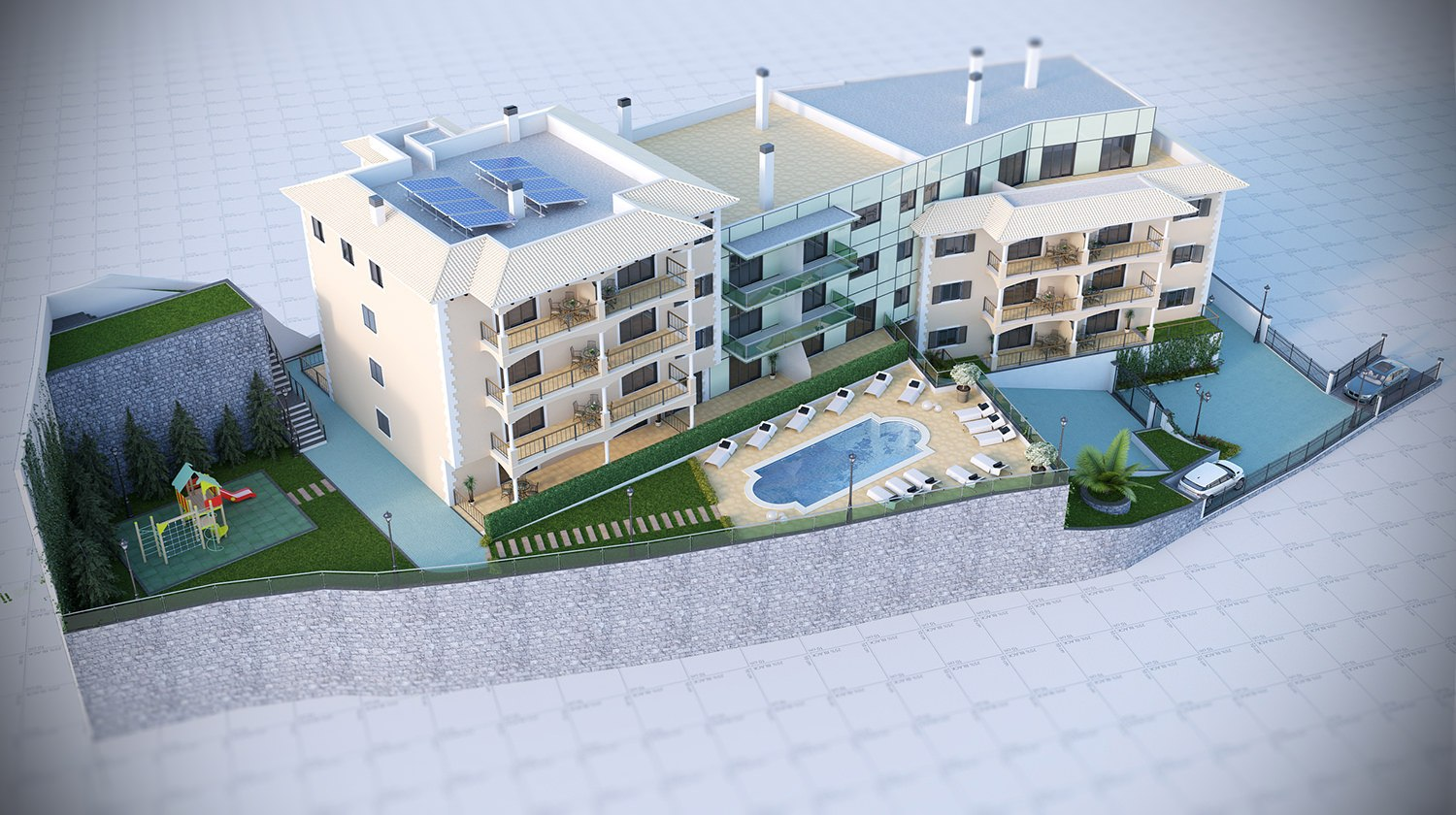 luxury apartment solar da nora interpatium