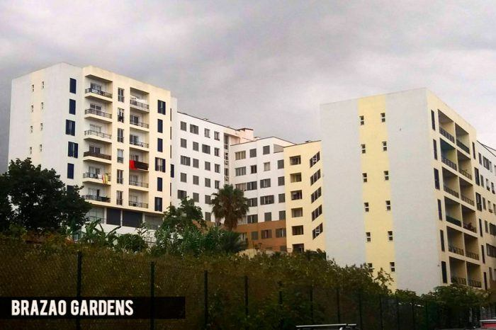 brazao gardens - apartments in madeira